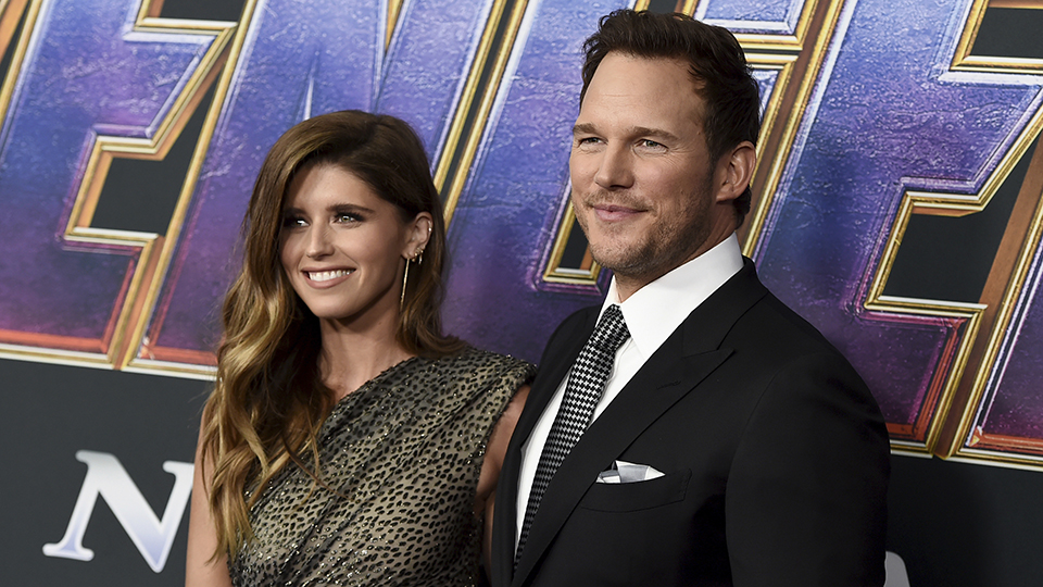Chris Pratt Just Posted His 1st Photo of His Baby With Katherine Schwarzenegger