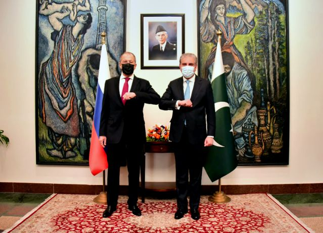Russia to boost ties with Pakistan, supply military gear