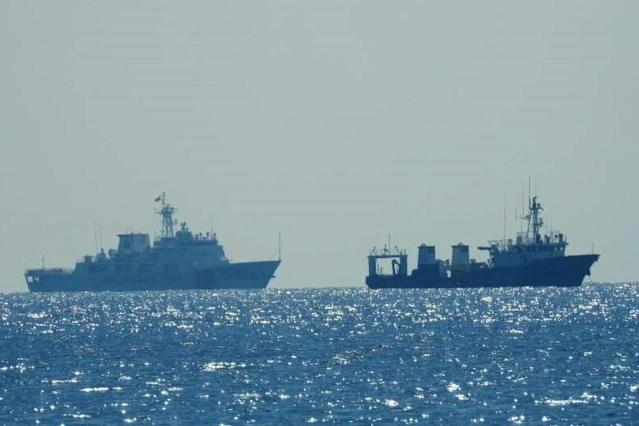 Philippines tells China to mind its own business over maritime drills