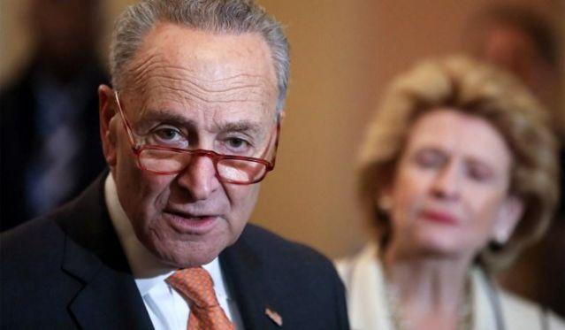 Schumer: Senate Will Move Forward with Marijuana Legalization with or without Biden