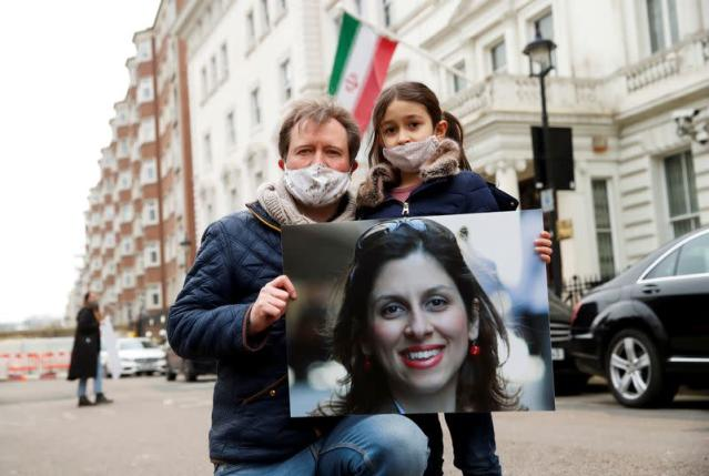 Iran sentences British-Iranian aid worker to another year in jail