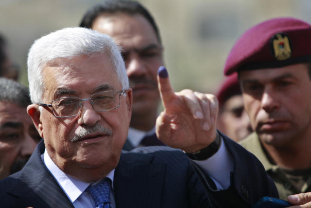 Egyptian officials: Palestinians plan to call off elections