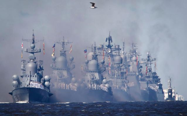 Russia builds its first stealth warship