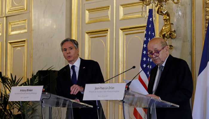 United States & France Fear Iran's Nuclear Activities