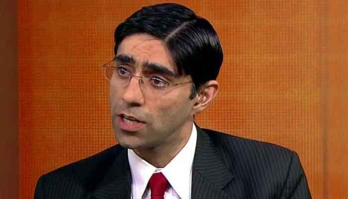 Moeed Yusuf rejects report claiming he met Israeli officials