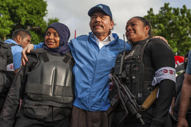 Nicaragua detains yet another opposition politician