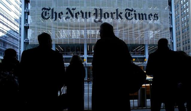 Biden DOJ Received Gag Order Preventing NYT from Notifying Journalists of Government Phone, Email Surveillance