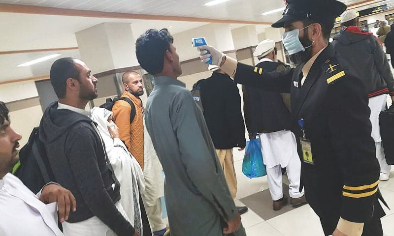 Failure to check Delta-infected passengers at Karachi airport contributed to city's health crisis
