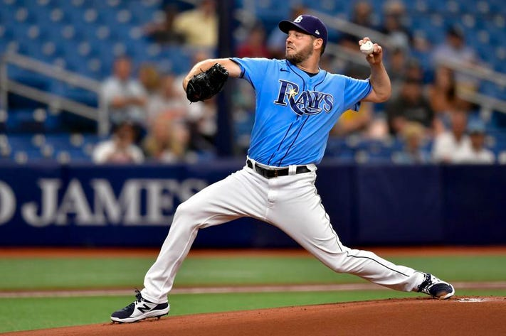 New York Mets Acquire Rich Hill With Hope Veteran Will Bolster Tattered Pitching Rotation