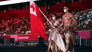 Pita Taufatofua, The Oiled-Up Flag Bearer from Tonga, Returns & Twitter is Thrilled