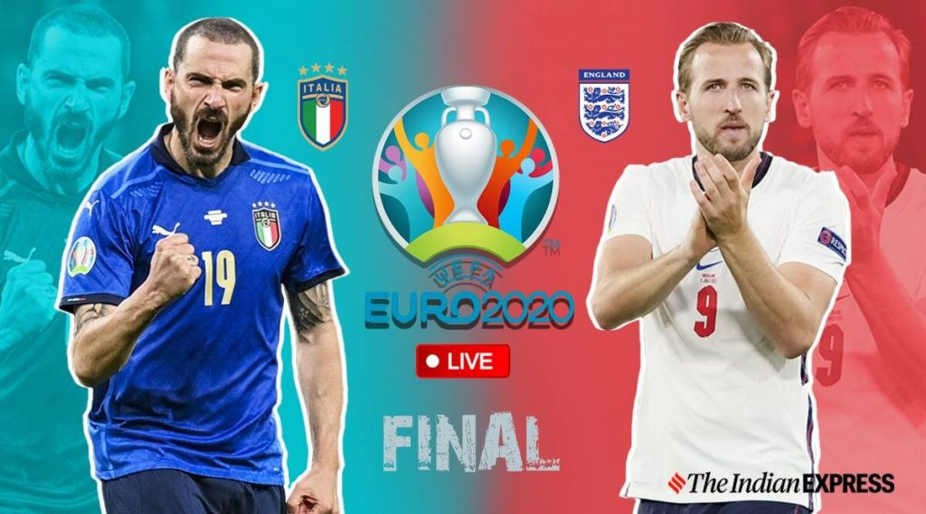 Euro 2020 FINAL RESULT Italy wins in penalties