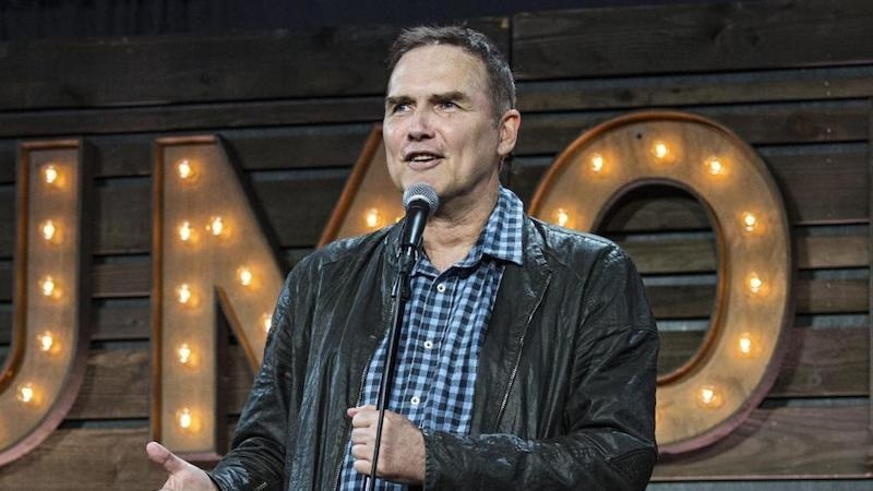 'I'll miss you but you'll always be alive': Swineryy pays tribute to late comic icon Norm Macdonald