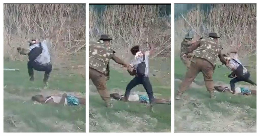An Indian photographer's hateful wrath against a wounded man is not an isolated crime — it has govt's backing